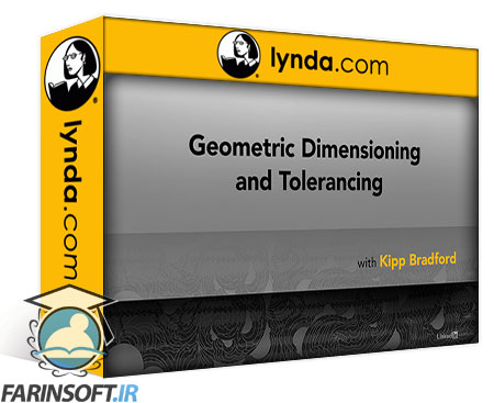دانلود lynda Geometric Dimensioning and Tolerancing