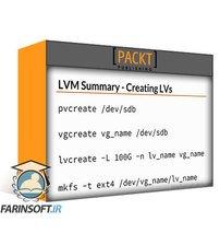 دانلود PacktPub Linux Logical Volume Manager (LVM)