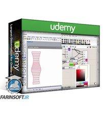 دانلود Udemy ThinkParametric Interactive Interfaces for Data Visualization with Human UI