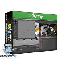 دانلود Udemy Helloluxx – Learn Redshift for Cinema 4D – V02