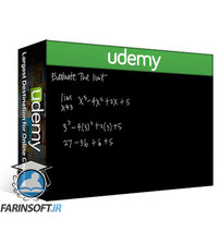 دانلود Udemy Become a Calculus Master 1-3