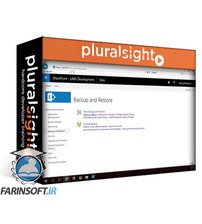 دانلود PluralSight SharePoint 2016 Backup and Recovery