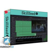 دانلود Skillshare Davinci Resolve 15: FAIRLIGHT Sound post-production
