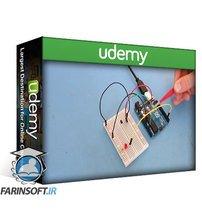 دانلود Udemy Arduino Programming and Hardware Fundamentals with Hackster