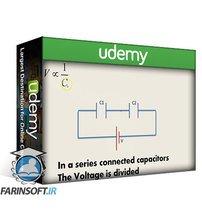 دانلود Udemy Basics of Capacitors