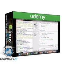 دانلود Udemy Build a Python Flask Website with Bootstrap and REST API