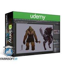 دانلود Udemy Digital Painting |Advanced Creature Concept Design