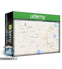 دانلود Udemy Leaflet JS – Create Apps using Leaflet JS