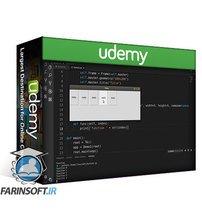 دانلود Udemy Python Desktop Apps with Tkinter