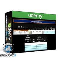 دانلود Udemy QuickBooks Desktop Pro 2019 : QuickBooks Payroll