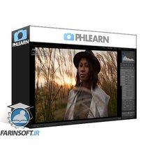 دانلود PhLearn How to Retouch & Improve Photos in Lightroom