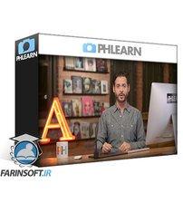 دانلود PhLearn How to Shoot Tethered in Lightroom (Direct to a Computer)