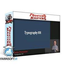 دانلود Frontend Masters Responsive Web Typography v2