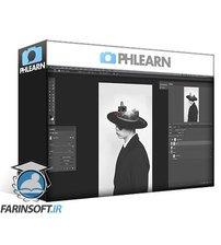 دانلود PhLearn How to Create a Double Exposure in Photoshop