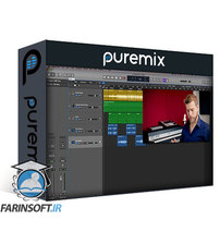 دانلود pureMix PUREMIX Quickstart Series Learn How To Navigate Logic Pro X