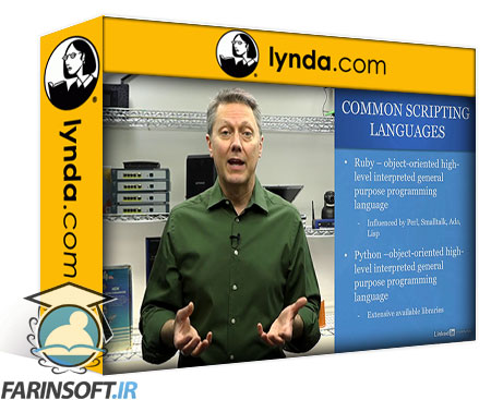 دانلود lynda CompTIA PenTest+ (PT0-001): 6 Using Scripting in Pen Testing