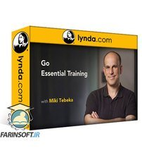 دانلود lynda Go Essential Training