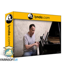 دانلود lynda Jazz Piano Lessons: 1 Fundamentals