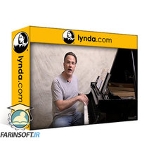 دانلود lynda Jazz Piano Lessons: 2 Song Foundations