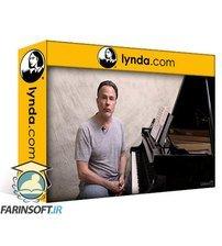 دانلود lynda Jazz Piano: 3 Basics of Improvisation