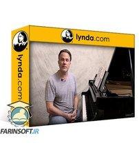 دانلود lynda Jazz Piano: 4 Tunes & Practice Routines
