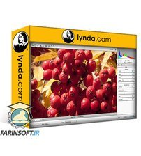 دانلود lynda Photoshop Elements 11 Essential Training: 2 Editing & Retouching Photos