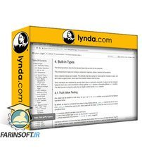 دانلود lynda Python for the C# Developer