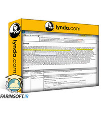 دانلود lynda Robot Framework Test Automation: Level 1 (Selenium)