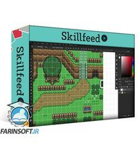 دانلود Skillshare Pixel Art Fundamentals: Create Pixel Art for Games