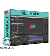 دانلود Skillfeed Mastering Shapes Transition in After Effect