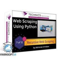 دانلود Technics Publications Web Scraping Using Python