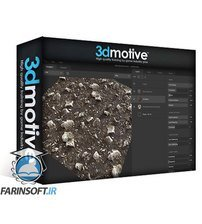 دانلود 3DMotive Rocky Ground in Substance Volume 1-3