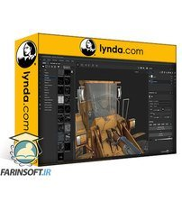 دانلود lynda Substance Painter 2018 Essential Training