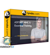 دانلود lynda ASP.NET MVC 5 Essential Training