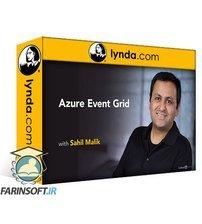دانلود lynda Azure Event Grid