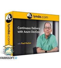 دانلود lynda Continuous Delivery with Azure DevOps