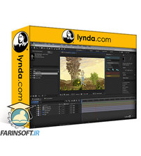 دانلود lynda RubberHose Animation with After Effects