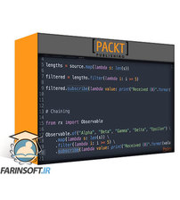 دانلود PacktPub Hands-On Reactive Programming with Python
