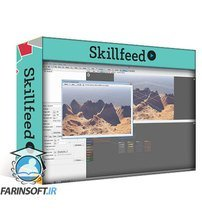 دانلود Skillshare Import a Textured Terrain in Blender, Cinema 4D, Maya, 3ds Max, Houdini, Vue, Terragen and WM