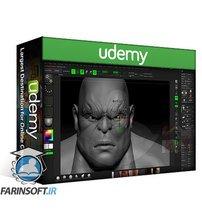 دانلود Udemy Create your own Hulk Vol.1: Body Modeling