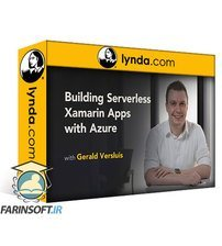 دانلود lynda Building Serverless Xamarin Apps with Azure