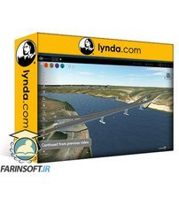 دانلود lynda InfraWorks: Bridge Design