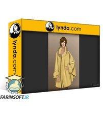 دانلود lynda Photoshop for Fashion Design: Rendering Techniques