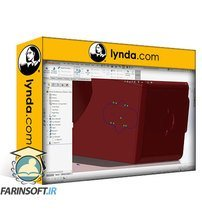 دانلود lynda SOLIDWORKS: Advanced Sketching