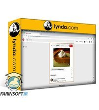 دانلود lynda Learning Pinterest
