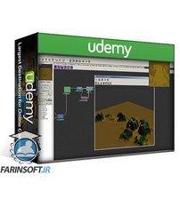 دانلود Udemy Create Massive Worlds with MEGA Terrains in World Machine