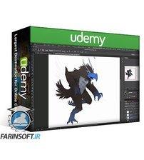 دانلود Udemy Digital Painting | Intermediate Creature Design