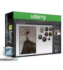 دانلود Udemy Digital Painting Tools Techniques For All Artist