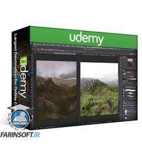 دانلود Udemy Digital Painting | Powerful Fundamentals for New Artists
