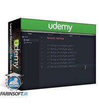 دانلود Udemy Javascript Arrays: Learn Javascript Arrays in 1 hour